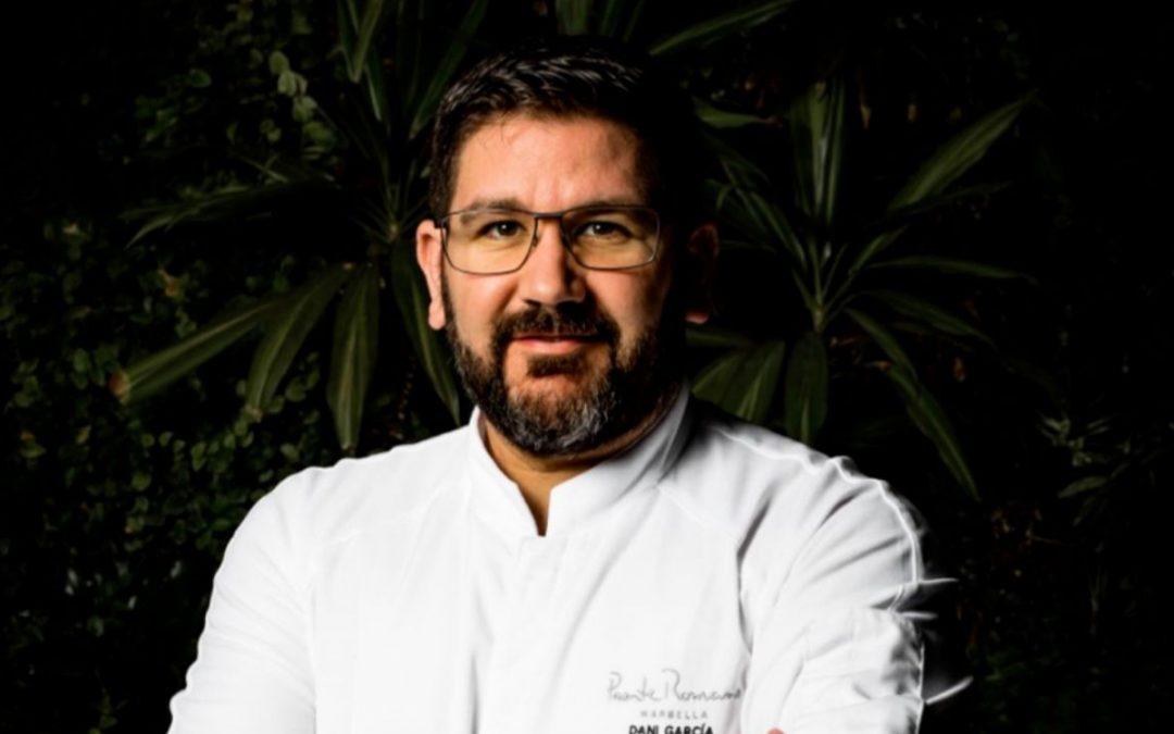 """Dani García: """"El gazpacho es el plato de la esperanza"""""""