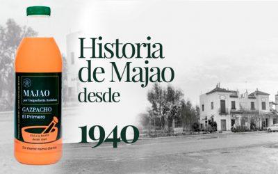 La historia de Majao, Gazpacho y Salmorejo tradicional.