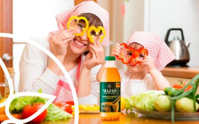 4 consejos para conseguir que los niños coman verduras