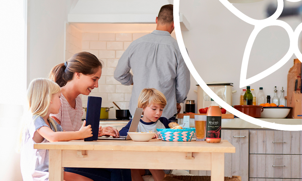 Te proponemos un desayuno sano y equilibrado, desayuna con Gapazcho Majao