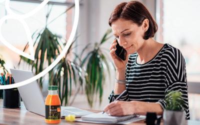 5 consejos para llevar comida sana al trabajo