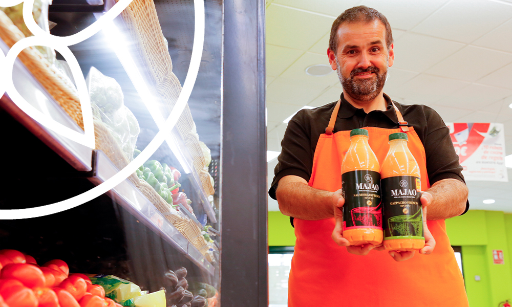 ¿Cómo elegir un buen gazpacho en tu tienda o supermercado?