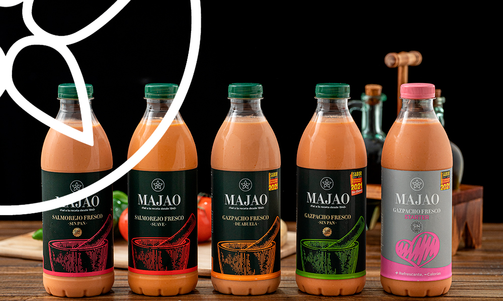 MAJAO - ingredientes de MAJAO